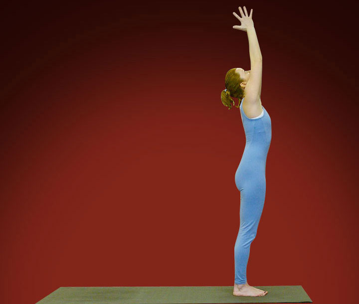Amber Gean: Sun Salutation Yoga Sequence